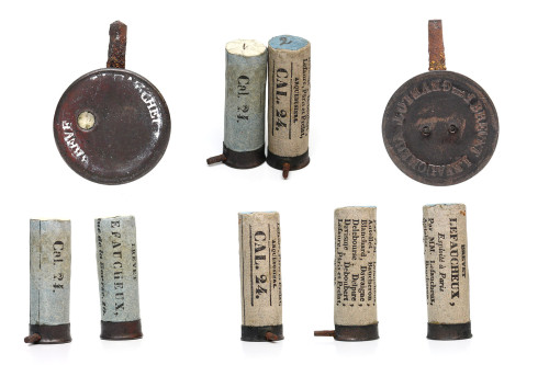 early-gevelot-pinfire-shotshells