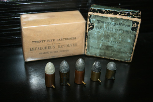 US 12mm Pinfires