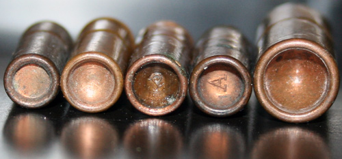 Selection of Cupfire Cartridges