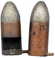 Christian Sharps' Pinfire Cartridge