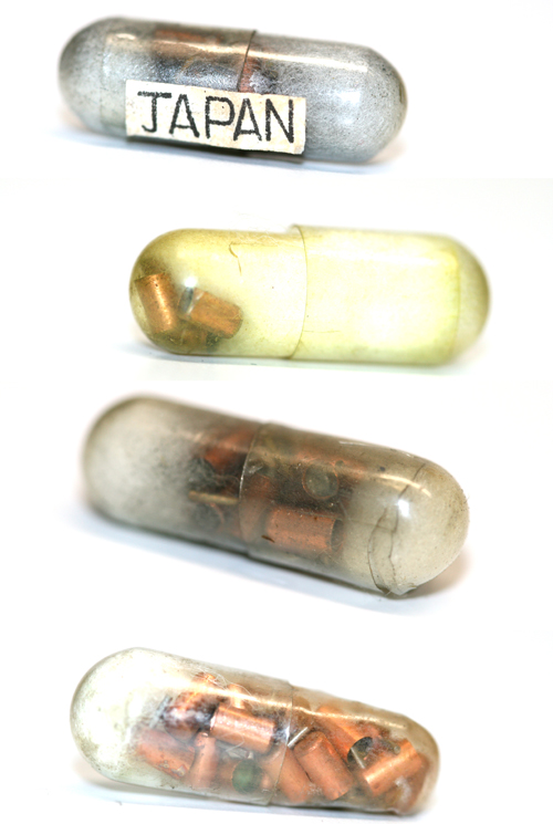 2mm pinfire capsules