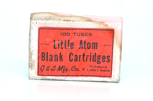 Box for the Little Atom cartridge
