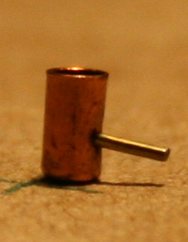 picture of Unknown Manufacturer pinfire cartridge