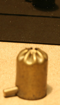 picture of Gevelot S. A., (Societe Francaise des Munitions) pinfire cartridge
