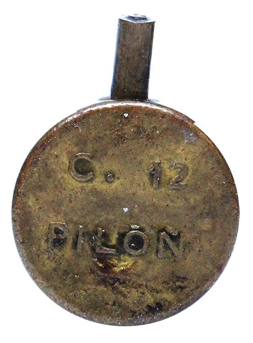 Picture of Bernardo Piloni headstamp