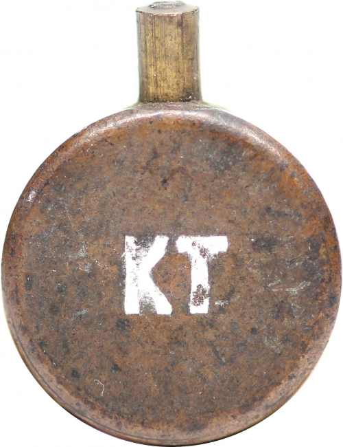 Picture of K�benhavns T�jhus headstamp