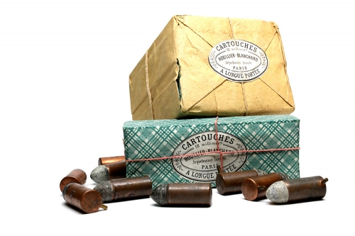Picture of Houllier-Blanchard Pinfire Cartridge Box