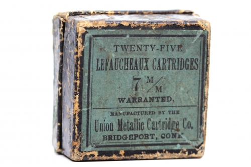Picture of Union Metallic Cartridge Company Pinfire Cartridge Box