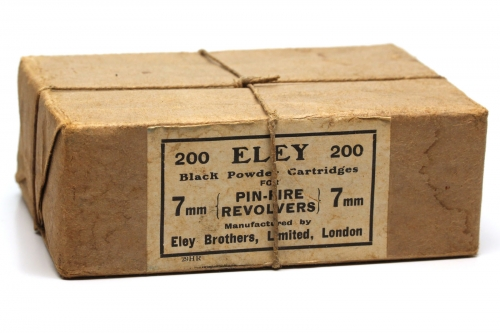 Picture of Eley Brothers Pinfire Cartridge Box